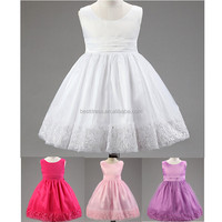 2016 Instyles modest girls without dress flower girl dress