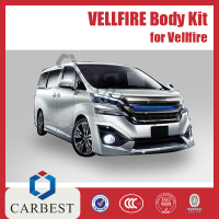 High Quality New China Type 2015 Body Kit for Toyota Vellfire