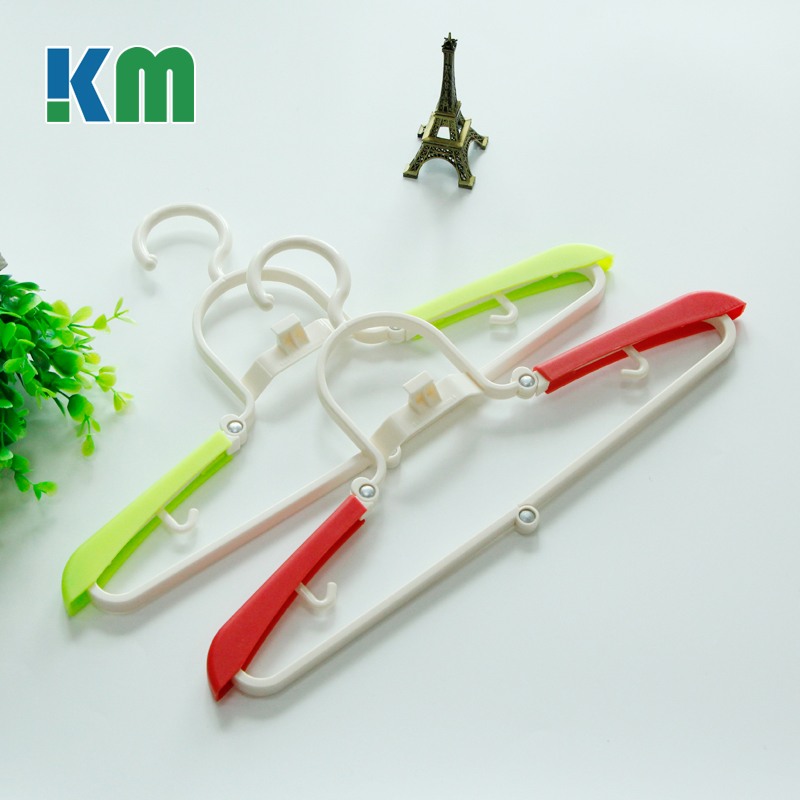 Patented Product Plastic Folding Hanger of Clothes