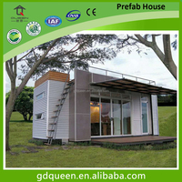 Fast Build china flat pack container homes