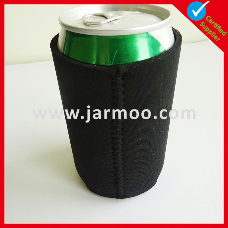 Hot Sell beverage black bottle sleeve for family party bar