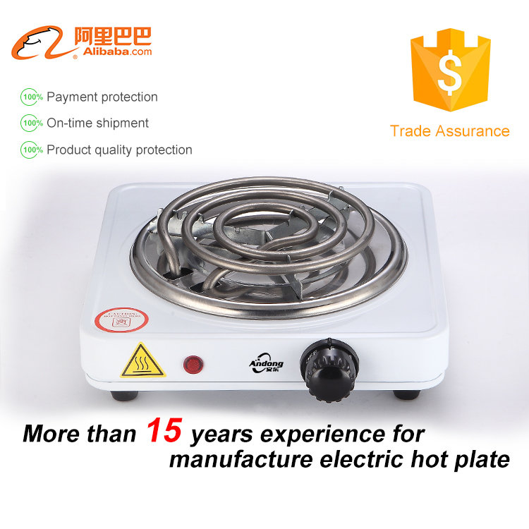 cooking stove 1000W portable hot plate for cooking