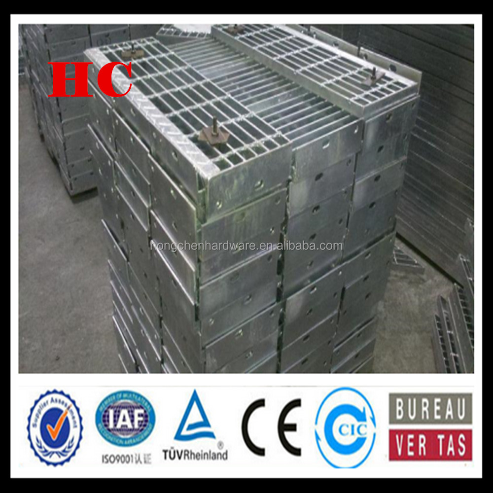 HongChengalvanized offshore grating,galvanized concrete steel grating,galvanized teeth bar grating (China factory)