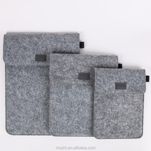 2017 Fashion Colored Wool Felt Universal Tablet Case for Ipad
