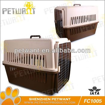 outdoor wood dog kennel FC-1005 Dog Flight Kennel pet products