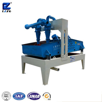 lzzg fine sand recycling system from good factory