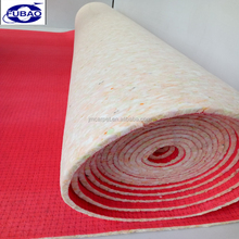 Tianjin manufacture 6mm 8mm 10mm eco friendly PE foam sponge waterproof carpet underlay