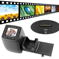 New High-Quality 5MP 35mm Negative Film VIEWER Scanner USB Color Photo Copier