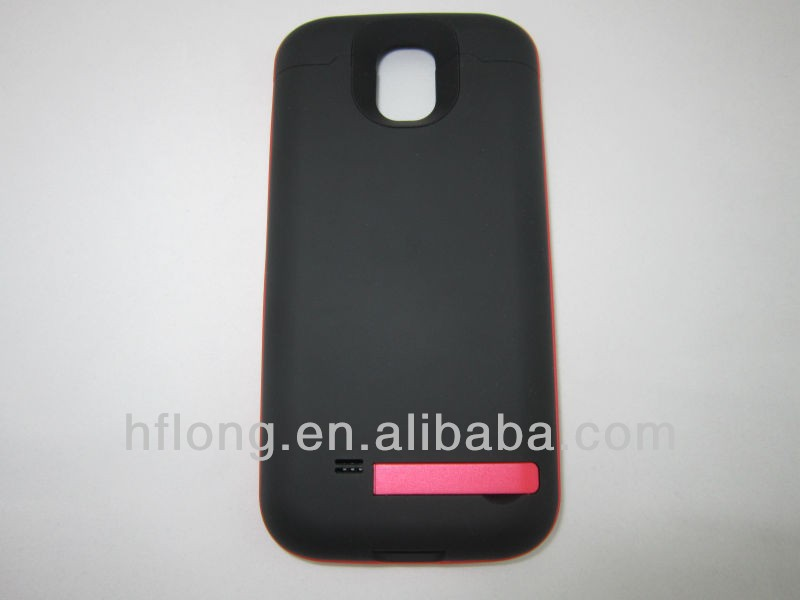 4200mAh Rechargeable Charger Cases for Samsung Galaxy S4 I9500