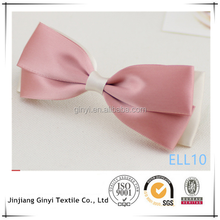 wholesales ribbon bows for hair grips, girl decorative.