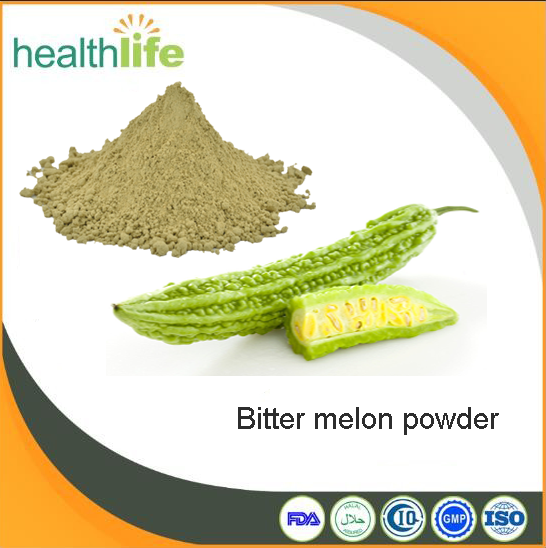 Organic bitter melon powder extract / charantin powder