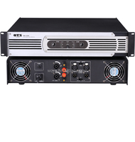 OVS Professional audio power pa Two Ch amplifier for public address