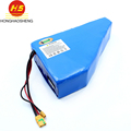 72 Volt Electric Bicycle Li-Ion 20AH Lithium Akku 20S7P 18650 Battery Triangle Pack For Hub Motor 3kW 5kW