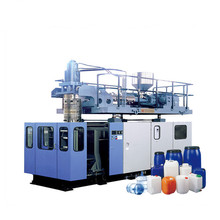 hdpe plastic drum 200l blue plastic drums blow molding machine plastic bottles making machine