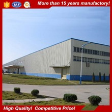prefabricated steel structure warehouse / prefab metal building