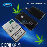 Wholesales In China dry herb vaporizer e cigarette 30's heating time vaporizer ego c5 kit