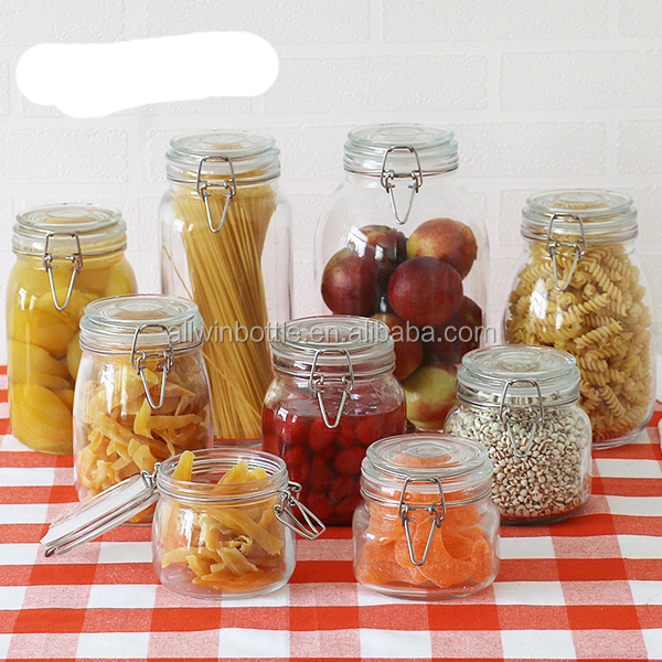 750ml 25oz glass mason jar,food jar