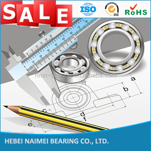 Coffee grinder motor 15x40x12 deep groove ball bearing 6203