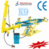 China manufacturer K9 frame machine work bench auto garage tool with CE