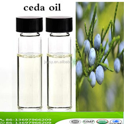 Certificated organic cade/juniper essential oil bulk with aromatherapy grade