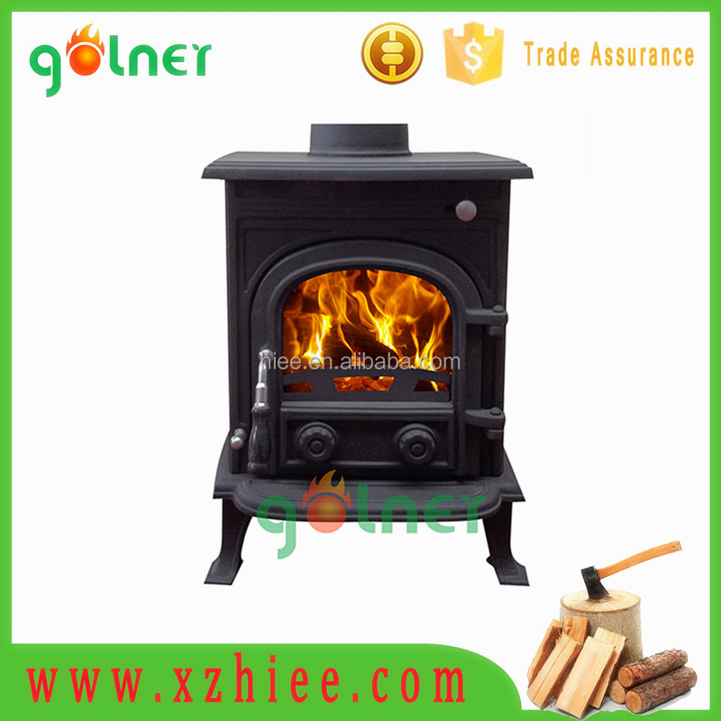China manufacturer indoor/outdoor cast iron wood stove, cast iron wood stove door, parts for wood stove