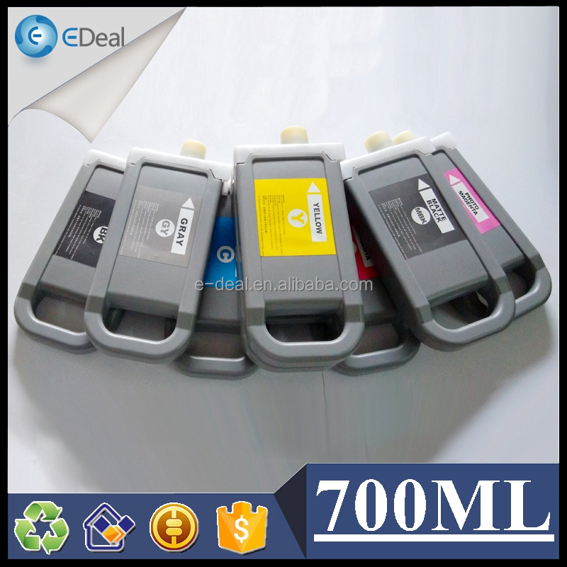 PFI701 301 Compatible Ink Cartridge For Canon IPF 8000S 9000S Ink Cartridge