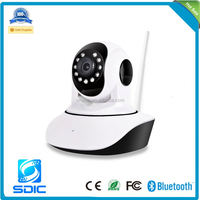 Onvif security remote control 1.0M home guard IP PTZ wireless outdoor surveillance cameras wireless H.264