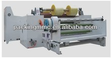 Slitter rewinder with small width
