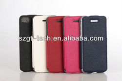 PU leather cross pattern case for iphone5, for iphone5 fashion case