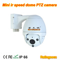 Mini ptz ip camera 720P and 1.3 megapixel ONVIF with 12x zoom waterproof mini PTZ IP IR Speed Dome camera R-N500A3