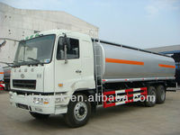 25000 liters CAMC oil tanker truck,6*4 picture