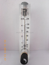 Hot sale product Acrylic flow meter (flowmeter) air flow meter
