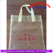 Custom high quality Organza Tote Bags with custom printing
