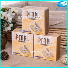 Pearl beauty soap,fair,natural,Anti-Oxidant,Cleansing
