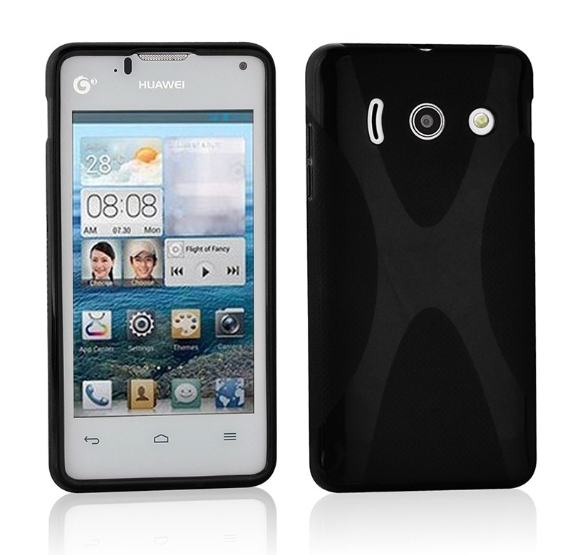 Soft Tpu Phone Case , Phone Case For Huawei Y300