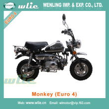 2018 New eec monkey motorbike with performance parts Monkey 50cc 125cc (Euro 4)