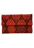 Kilim Clutch Bag - Women Clutch Bag- Shoulder Bag