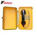 Industrial IP66 Waterproof Telephone KNTECH KNSP-01 Emergency VoIP Telephone