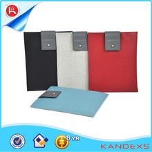 leisure leather case and keyboard tablet high quality material