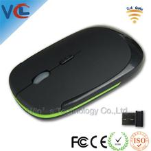 2.4G electronic stock lots high quality optical fashion mouse