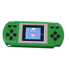1.8 inch Color Display Digital Pocket Video Game Players Build in 288 Puzzle Games for Children