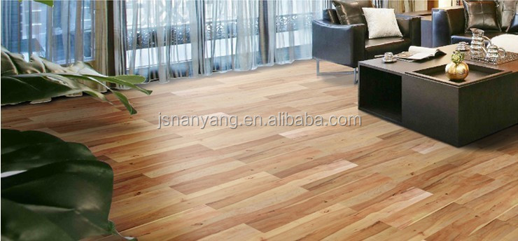 Meranti Click Engineered Parquet Wooden Flooring