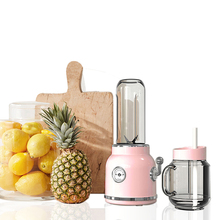 Electric Juice <strong>Heater</strong> Commercial Household Sport Bottle Smoothie Maker Multi-function Stick Blender