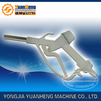 "13A Dispenser Fuel Nozzle / 1"" 13A Diesel , Gasoline Manual Fuel Nozzle for electric transfer pump"