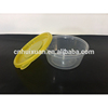 microwave leakproof plastic bowl with lid