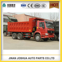 Chinese Heavy SINOTRUK HOWO 6x4 Dump Truck with best quality/used trucks scania tipper