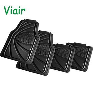 universal fit all weather protection anti slip pvc car mat/pvc car floor mat
