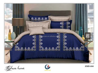 lepanxi brand alibaba supplier 100% polyester bed Linen printed beautiful bed cover sheet