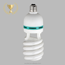 45W E27 CFL Half Spiral energy saving Light Bulbs