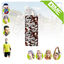 Multifunctional Seamless Microfiber Face Mask Tubular Bandana